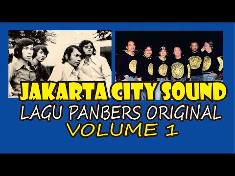 Jakarta City Sounds - LAGU PANBERS ORIGINAL - ALBUM VOLUME 1