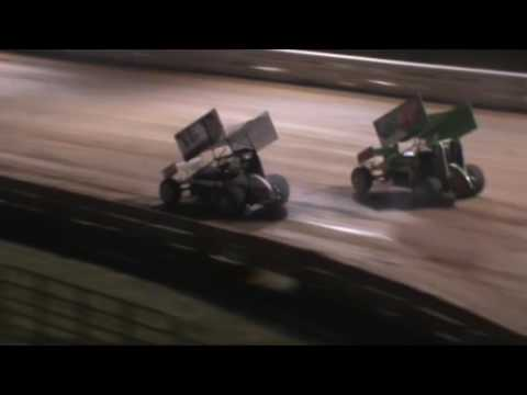 Selinsgrove Speedway 360 Sprint Car Highlights 5-28-16
