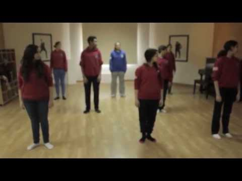 PRIVATE DEUTSCHE SCHULE KAIRO ( PDSK ) WARM UP EXERCISES BALLET