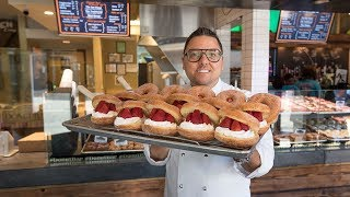 Donut Bar Franchise Opportunity