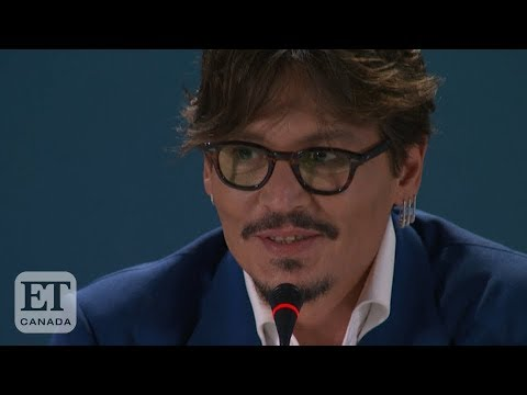 Johnny Depp Praises Daughter Lily-Rose At Venice Film Festival