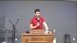 Salmo 100 - Preb. João Eugênio - 08/04/2021