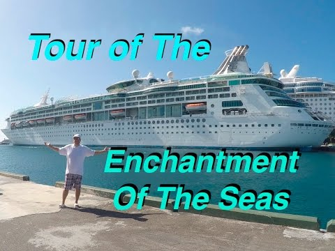 Enchantment Of The Seas Royal Caribbean Cruise Tour