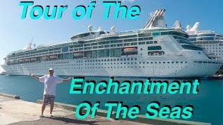Enchantment Of The Seas Royal Caribbean Cruise Tour