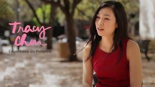 #ElasAbraçam: Tracy Chou, engenheira do Pinterest, abraça o futuro