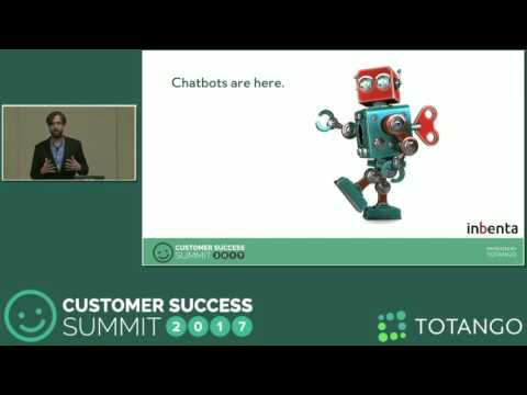 [Track 2] Designing Conversational Experiences - Customer Success Summit 2017