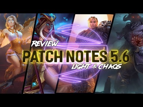 SMITE PATCH NOTES 5.6: TERRA HAS HER ROOT BACK! CERBERUS BUFF??? - Incon