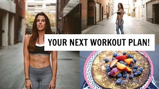 THE ONLY WORKOUT ROUTINE & MOTIVATION YOU NEED!