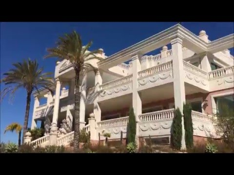 Modern Palace for sale in Marbella Spain