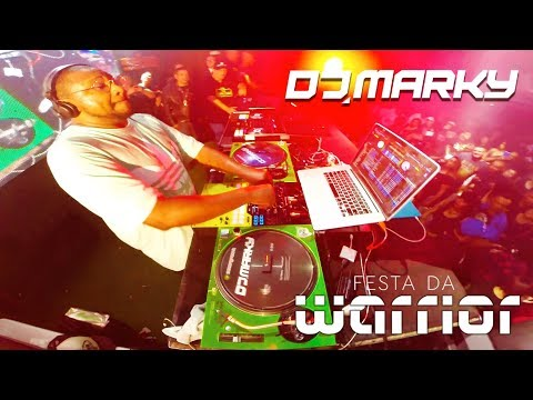 SET do DJ MARKY na FESTA DA WARRIOR Nº04 (COMPLETO) - 25/08/2019