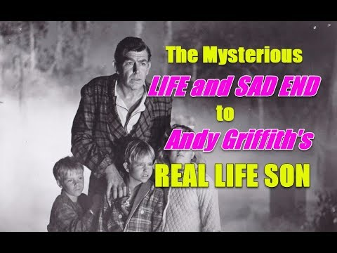 The Mysterious Life And Sad End To Andy Griffith's Real Life Son!