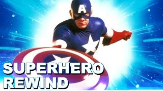 Superhero Rewind: Captain America (1990) Review