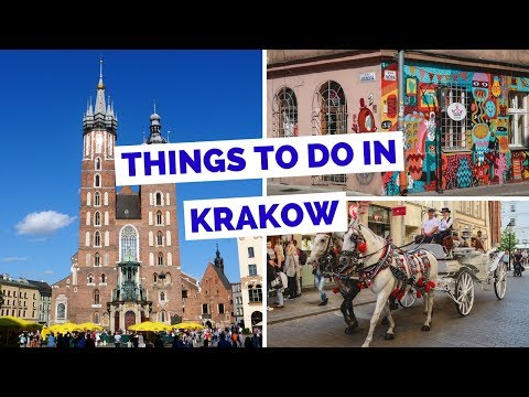 20 Things to do in Kraków, Poland Travel Guide
