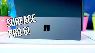 Microsoft Surface Pro 6 | Wrażenia po 2 tygodniach
