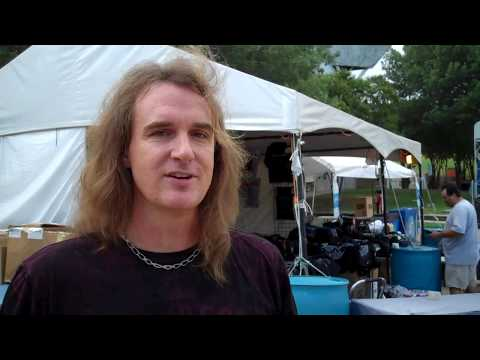 David Ellefson in Dallas, TX - Jägermeister Music Tour 2010 Thumbnail image