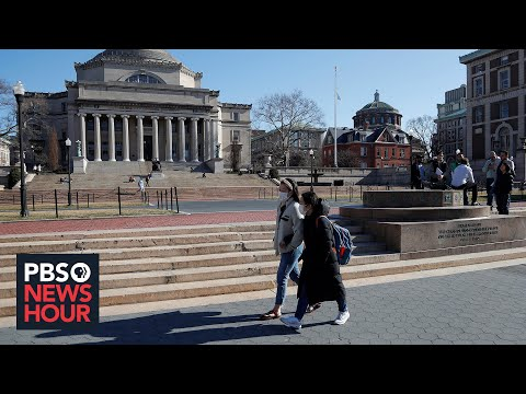 PBS NewsHour: The 'unwise, disruptive policy' of shutting out international students