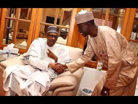 Presidential aide tips Buhari to beat Kwankwaso in 2019