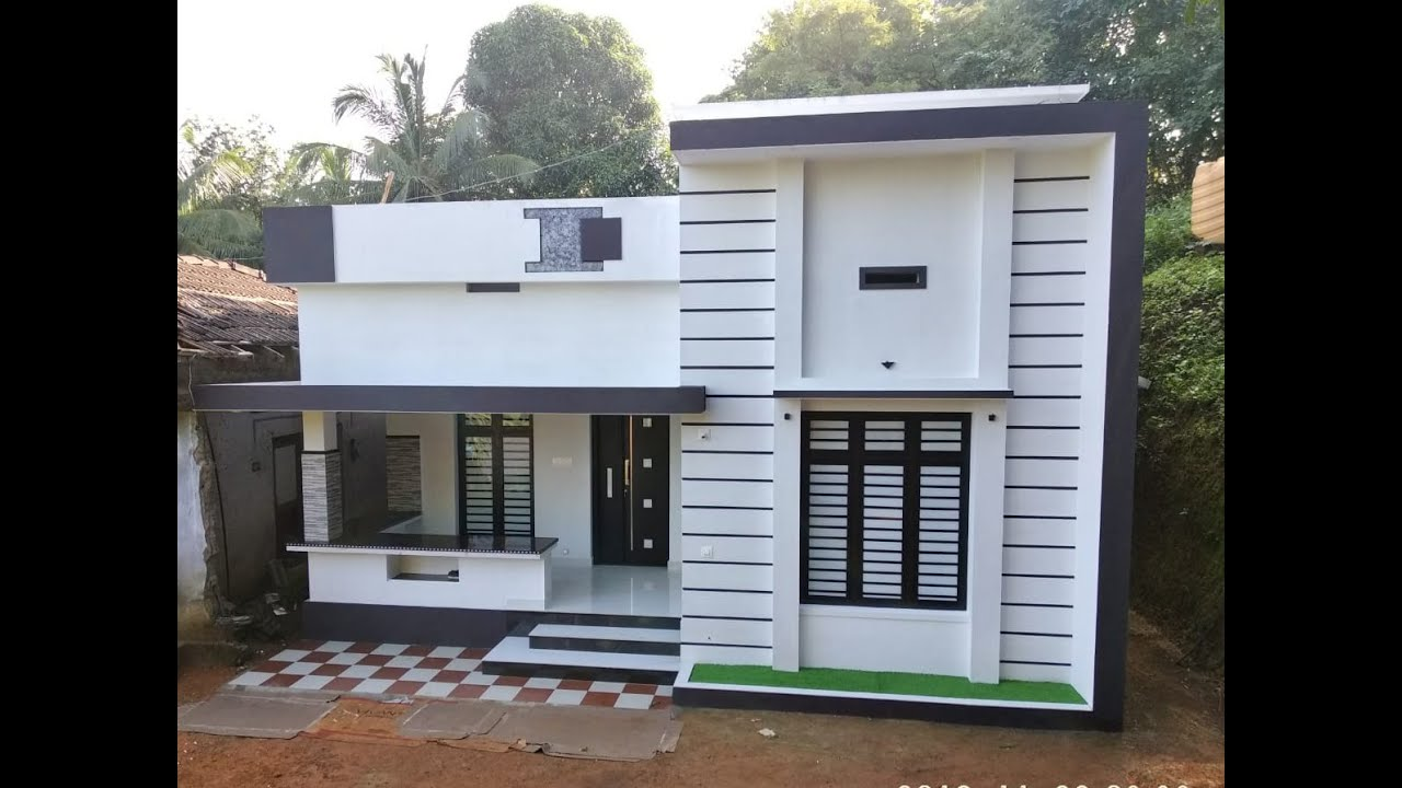 650 Sq Ft 2bhk Modern Single Floor House And Free Plan Home Pictures