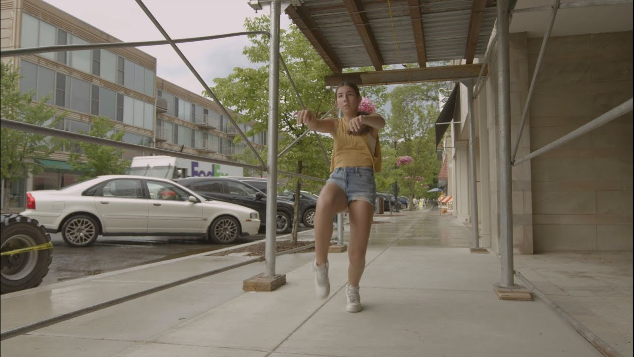 Y.A.W. Spring 2021 Member Ceci | Skunkworks Dance | Wilmette, IL - Dance Studio