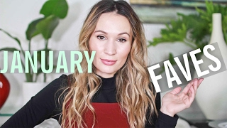 January Beauty Favorites & more | ttsandra thumbnail