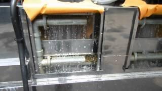 コンベア食器洗浄機