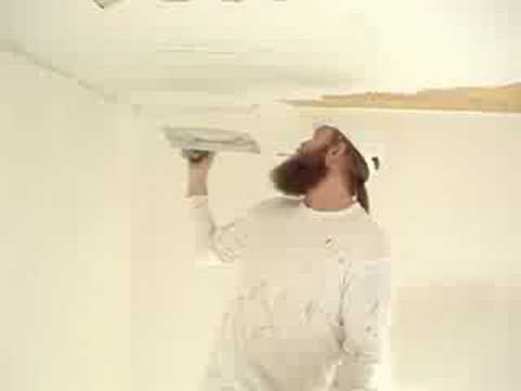 Plastering A Ceiling You