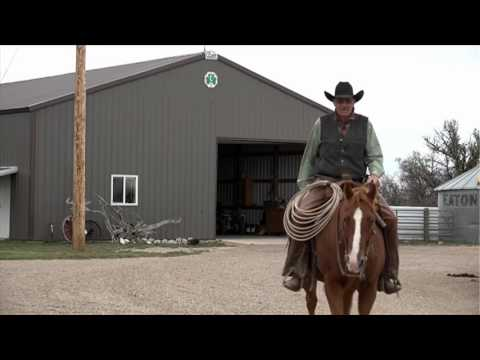 The Life Story Of A Montana Rancher