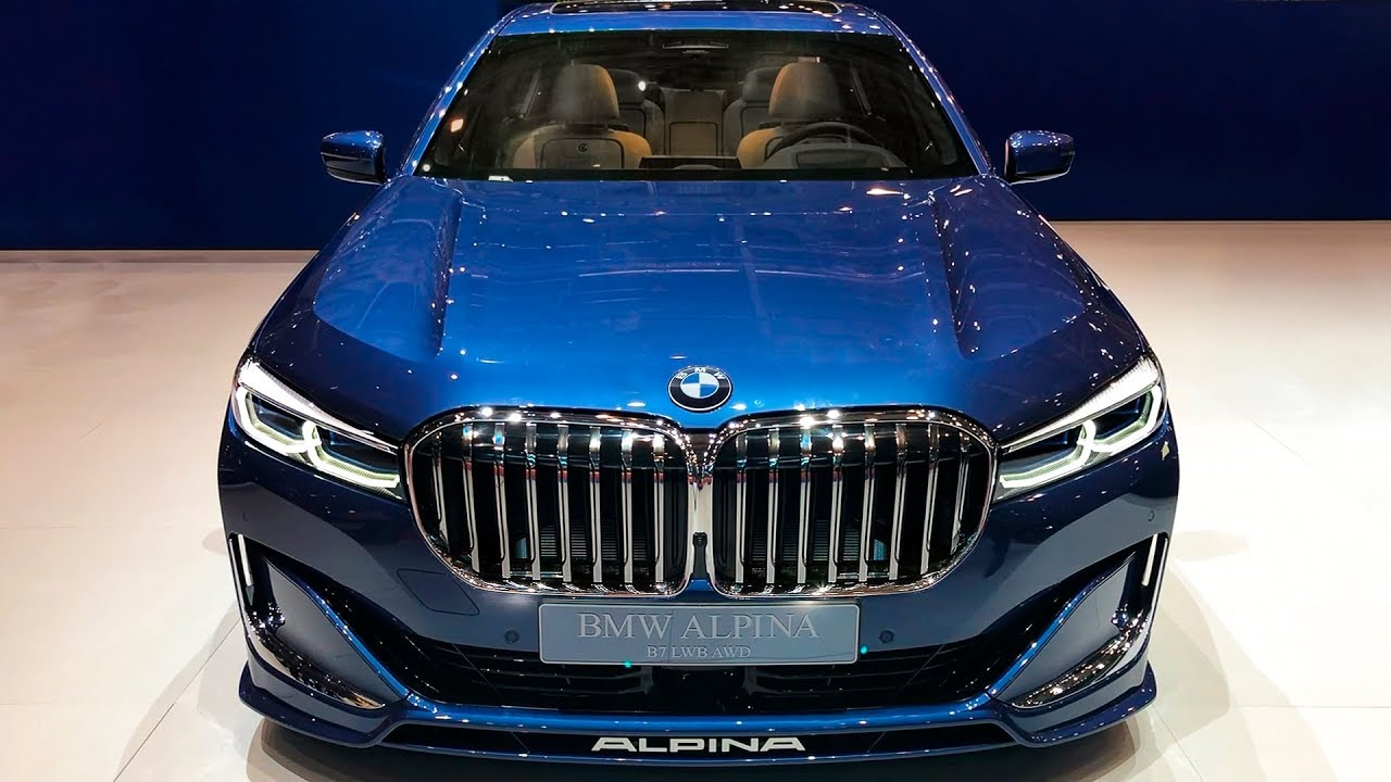 Bmw Alpina B7 2020 Perfect Luxury Sedan Youtube
