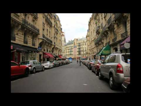Paris - A road trip in the City of Light (stop-motion - HD)