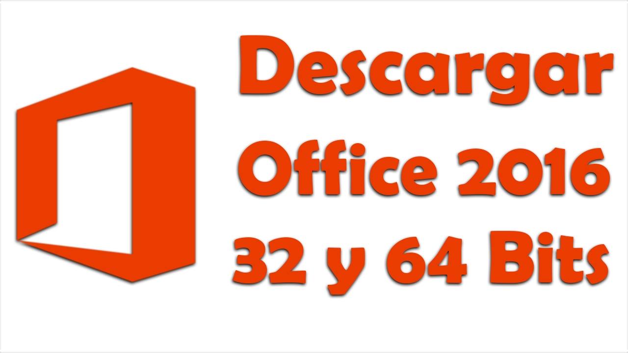 Descargar Y Activar Office 2016 Gratis 32 64 Bits Mega Mediafire 2019 Youtube