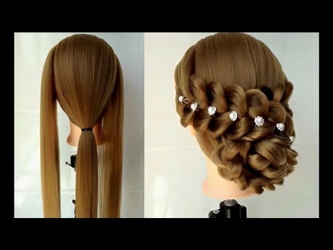 New Amazing Hair Transformations – Beautiful Wedding Hairstyles Compilation 2017 part 7