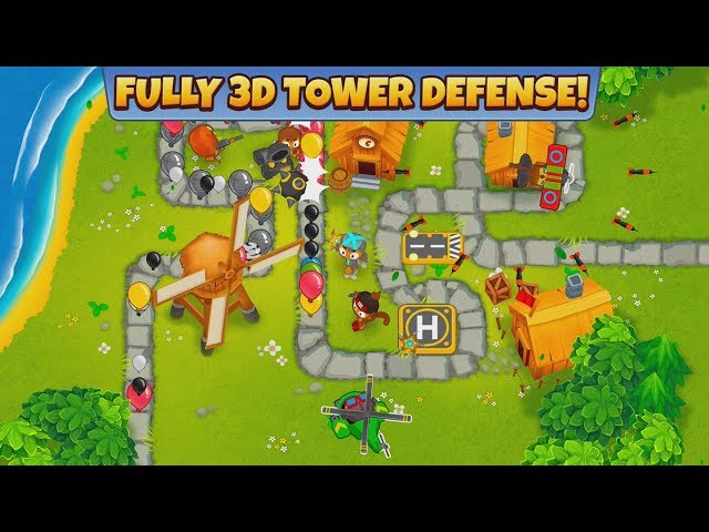 Get the Amazing 'Bloons TD 6' for Free on iOS and Android