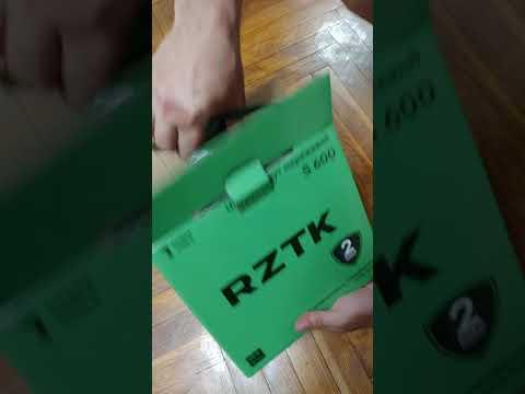 Сетевой шуруповерт RZTK S 600