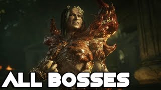 GEARS 5 - All Bosses and Ending