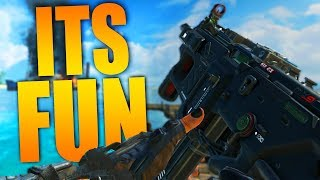 BLACK OPS 4 IS ACTUALLY GOOD! (PC Gameplay)
