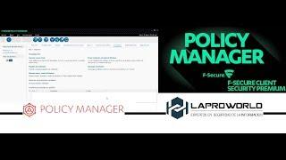 Configuración de la consola de F-Secure Policy Manager V13.00 - LaProWorld