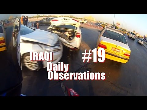 IRAQI Daily Observations #19
