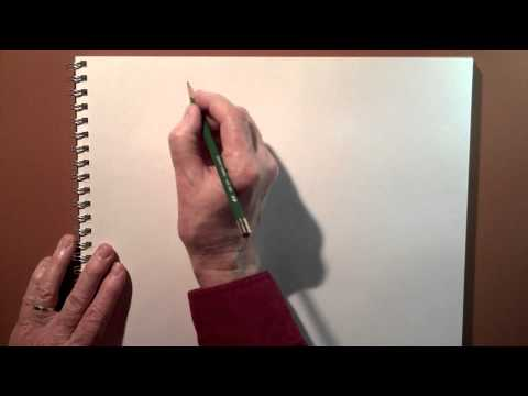 Cartooning Lesson 1: Introduction to Simple Shapes