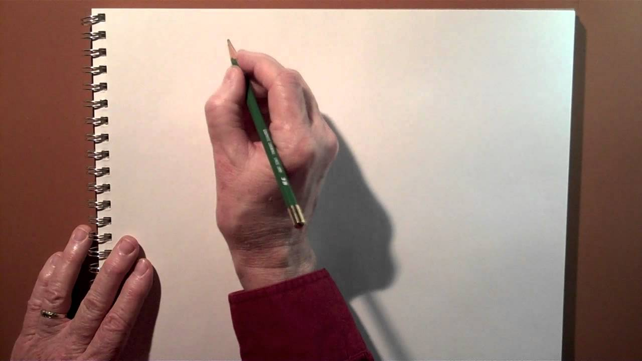 Cartooning Lesson 1: Introduction to Simple Shapes - YouTube