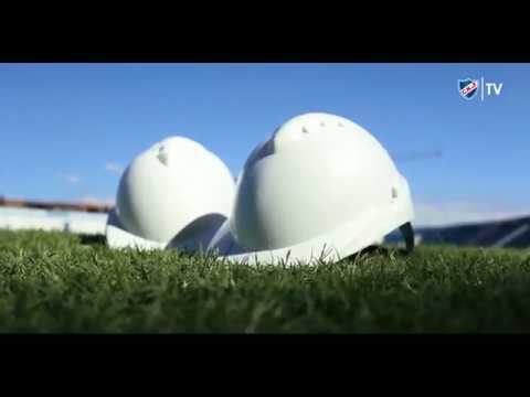 Así crece nuestro Primer Estadio Mundialista - Gran Parque Central