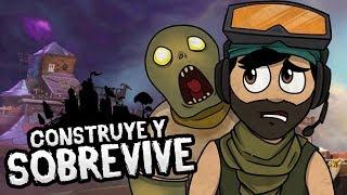 CONSTRUYE Y SOBREVIVE | Fortnite