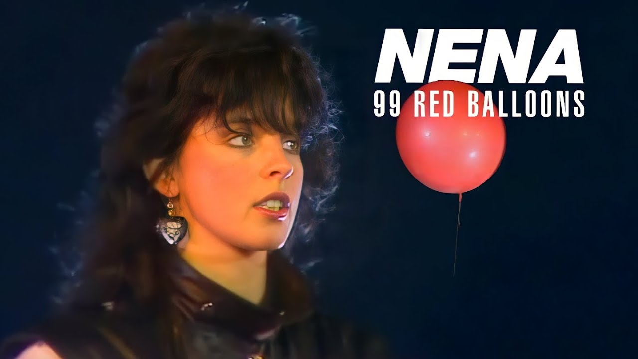 Download NENA | 99 Red Balloons [1984] (Official HD Music Video)