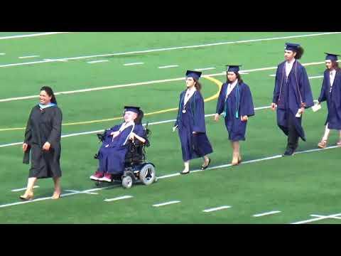 Auburn Riverside High School - Class of 2018 - Graduation Pt. 2 of 3