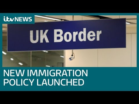 New Migrant Worker Rules Will Focus On 'brightest And Best' | ITV News