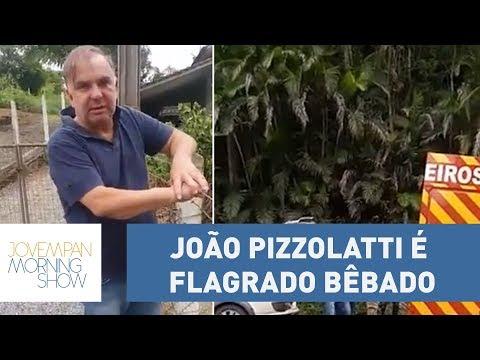 Ex-deputado João Pizzolatti é Flagrado Bêbado Após Acidente Com Três Carros Na SC-421