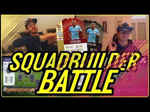 FIFA 18: IF Sterling SQUADBUILDER BATTLE 🔥   FIFA 18 Ultimate Team deutsch (REUPLOAD)