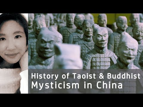 History of Taoist and Buddhist Mysticism in China
