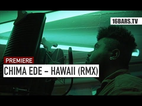 Chima Ede - Remix Session 2: Luciano - Hawaii | 16BARS.TV