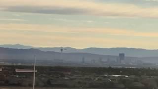 НЛО движется над Лас Вегас! НЛО 2017