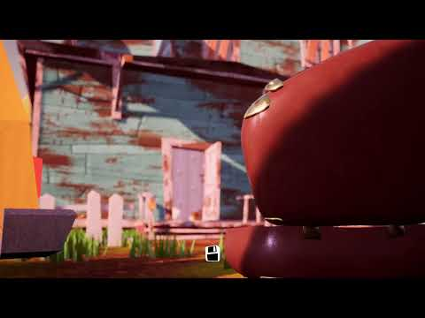Hello Neighbor FULL GAME walkthrough/SpeedRun | Act 1 - Finale